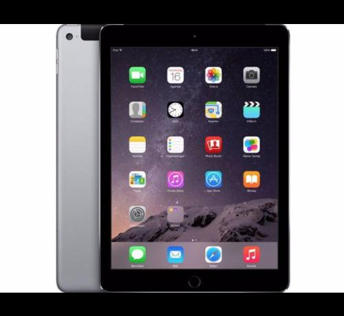Refurbished Refurbished iPad Air 16GB WIFI + 4G Zwart