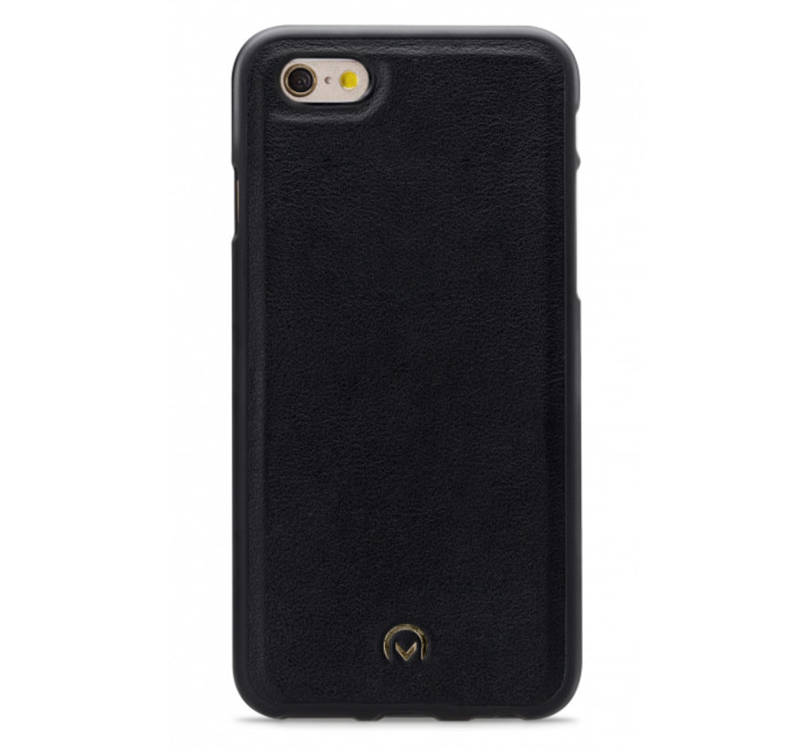 Mobilize Velvet Clutch Deep Black iPhone SE 2020
