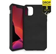 ITSKINS ITSKINS Level 2 FeroniaBio Hardcase iPhone 12/12 Pro Zwart