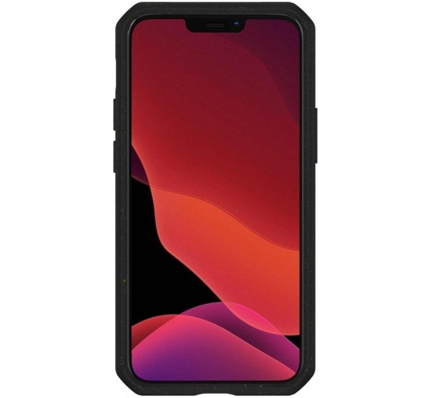 ITSKINS Level 2 FeroniaBio Hardcase iPhone 12/12 Pro Zwart