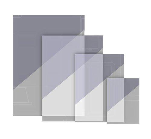 Clearplex Screenprotector Ultra Film S transparant tot 6 inch