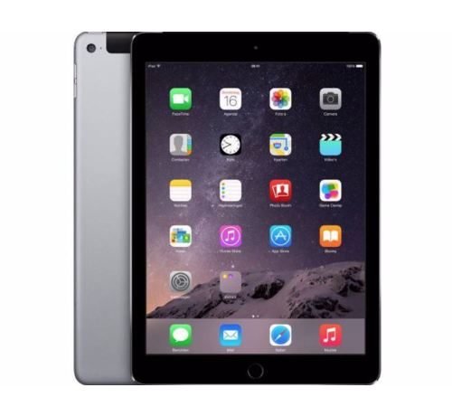 Refurbished Refurbished iPad 5 32GB WIFI + Cellular Zwart