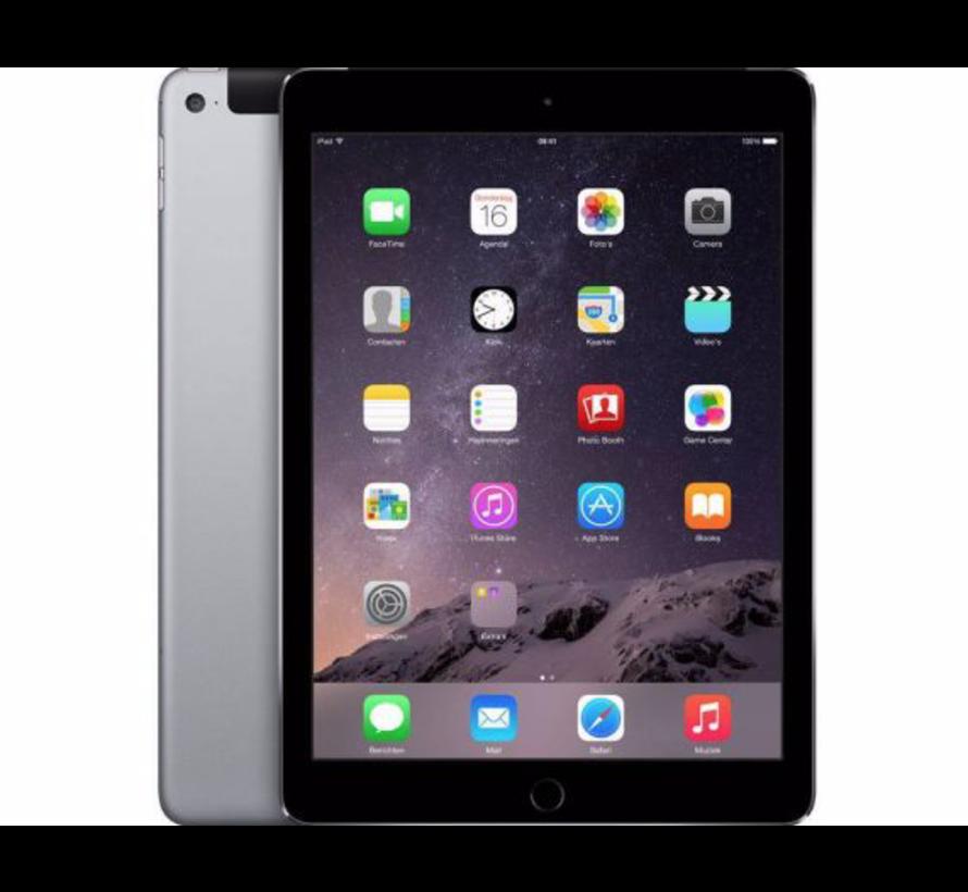Refurbished iPad 5 32GB WIFI + Cellular Zwart