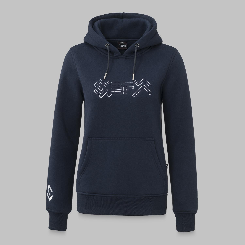 Sefa hoodie navy/white-2