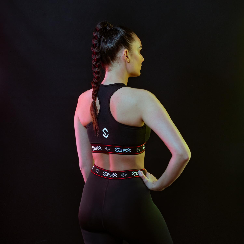 Sefa sport top black-2