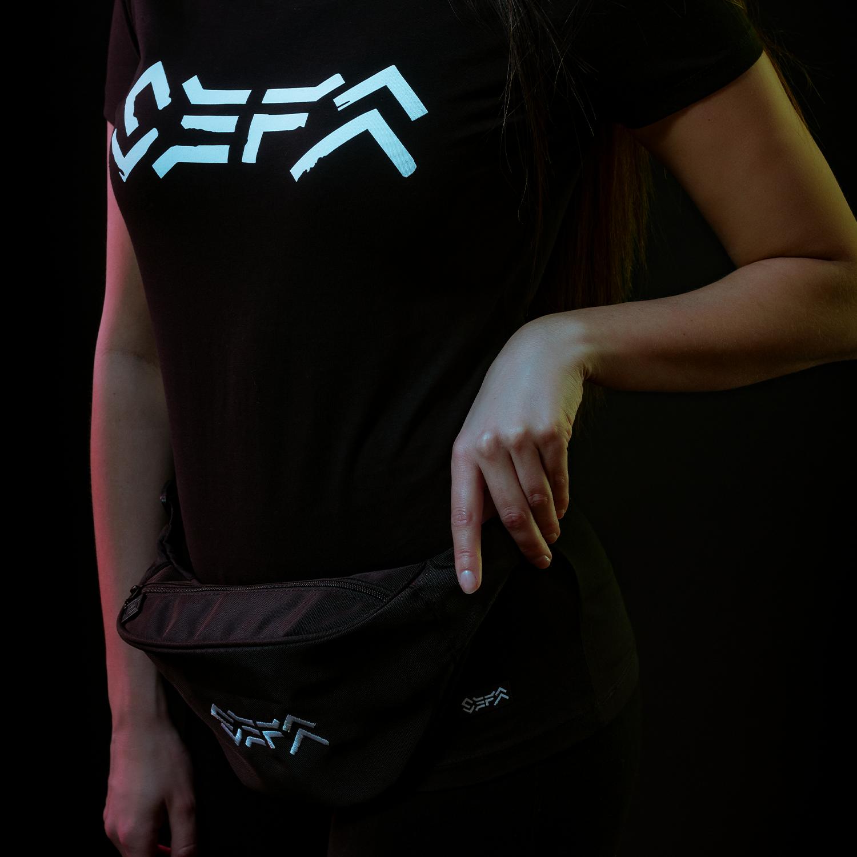 Sefa fannypack black-2