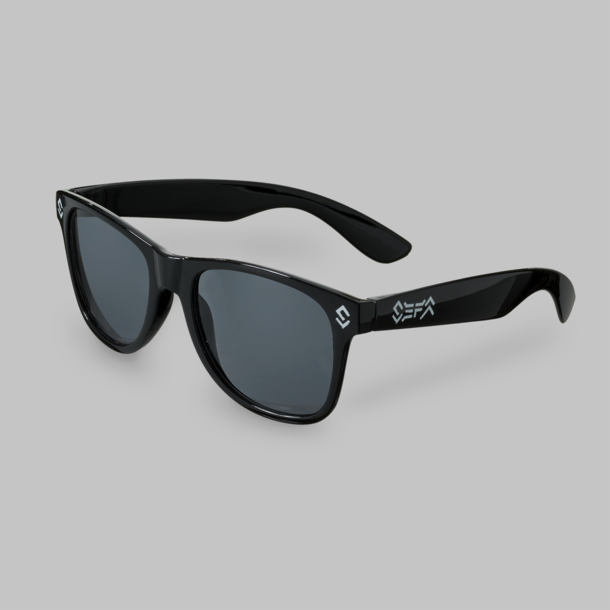 Sefa sunglasses black