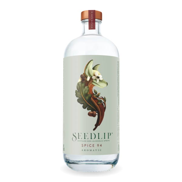 Seedlip Seedlip Spice 94 Non-Alcoholic Gin 70cl