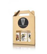 Driftwood Distillery Driftwood Gift Pack (3 x 20cl)