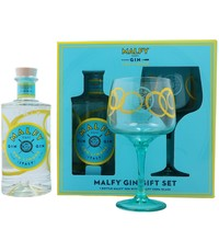 Malfy Malfy Con Limone Gin & Copa Glass