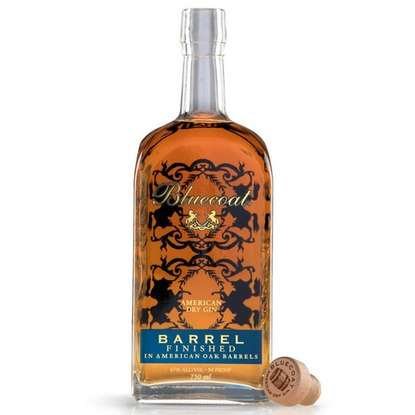 Bluecoat Bluecoat Barrel Aged Gin 70cl