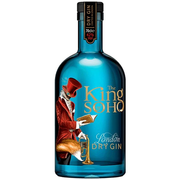 King of Soho King of Soho London Dry Gin
