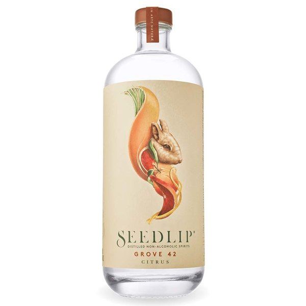 Seedlip Seedlip Grove 42 Citrus Alcoholvrij Gin 70cl