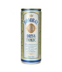 Bombay Sapphire Bombay Dry & Tonic 250ml