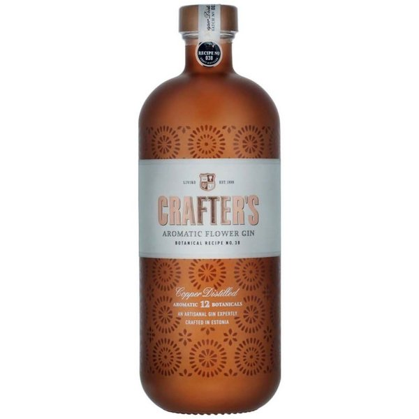 Crafters Crafter's Aromatic Flower Gin 70cl