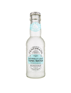 Fentimans Fentimans Naturally Light Tonic Water 200ml