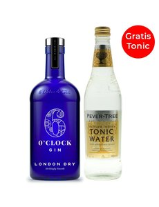 6 O'Clock 6 O'Clock Gin and Tonic Bundle