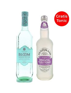 Bloom Bloom Premium Gin and Tonic Bundle