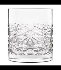 Luigi Bormioli Luigi Bormioli Mixology Textures Glasses 6pk