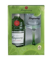 Tanqueray Tanqueray Gin & Copa Glass Giftpack