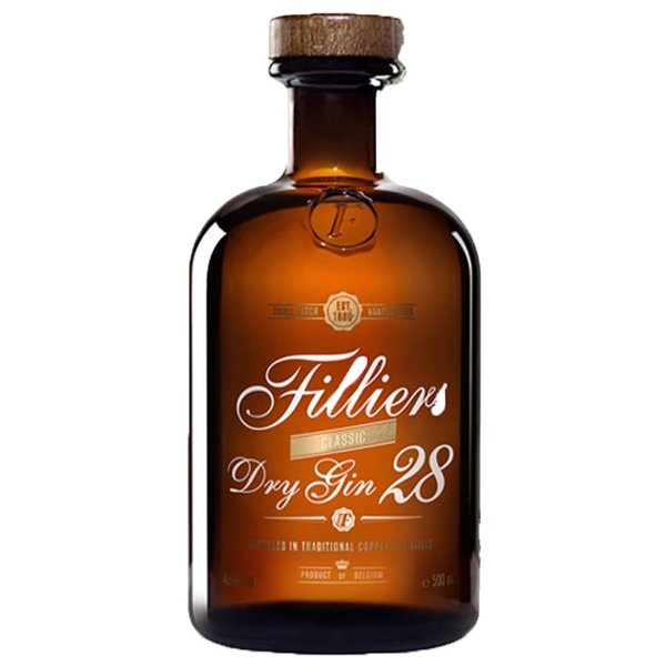 Filliers Filliers Dry Gin 28