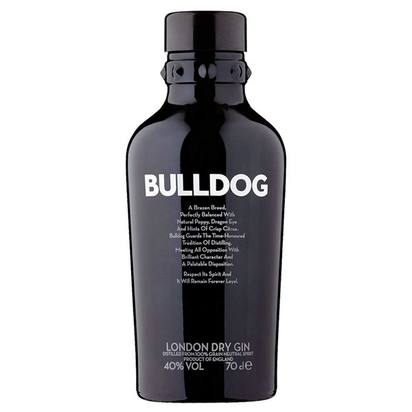 Bulldog Bulldog Gin 70cl