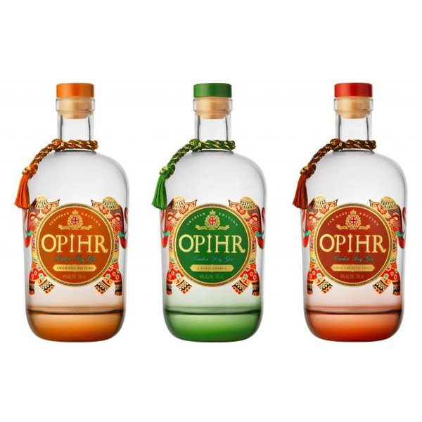 Opihr Opihr Journey Tasting Set (Mini's) 3x5cl