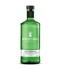 Whitley Neill Whitley Neill Aloe and Cucumber Gin 70cl