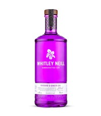 Whitley Neill Whitley Neill Rhubarb and Ginger Gin 70cl