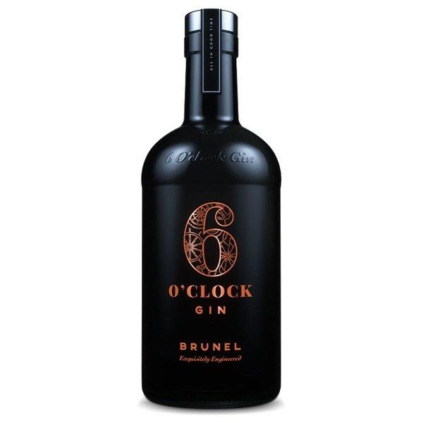 6 O'Clock 6 O'Clock Brunel Gin 70cl