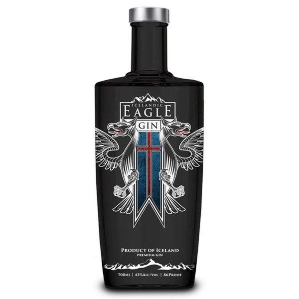 Icelandic Drinks Icelandic Eagle Gin