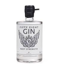 58 Gin 58 Gin - Navy Strength 70cl