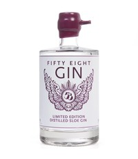 58 Gin 58 Gin - Distilled Sloe 50cl