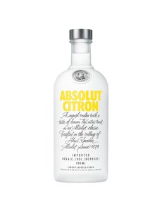 Absolut Absolut Vodka Citron 70cl