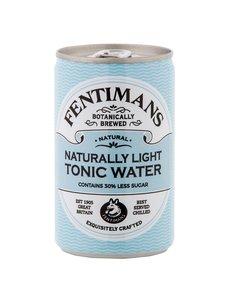 Fentimans Fentimans Naturally Light Tonic Water Blikje