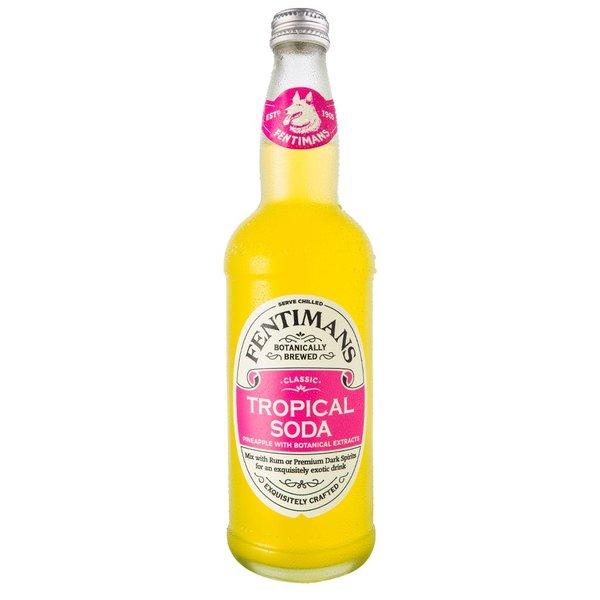 Fentimans Fentimans Tropical Soda 500ml