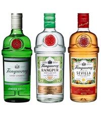 Tanqueray Tanqueray Gin Pakket (3 x 70cl)