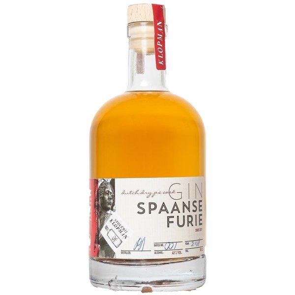 Stokerij Klopman Klopman Spaanse Furie Gin (Mini) 5cl