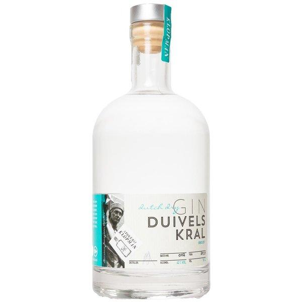 Stokerij Klopman Klopman Duivelskral Gin (Mini) 5cl