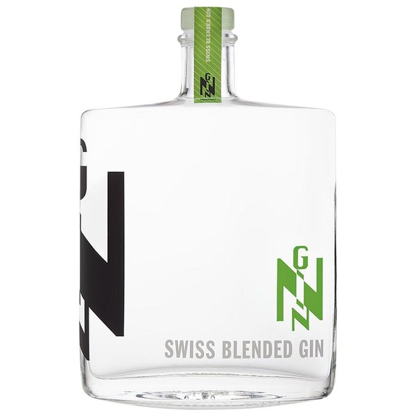 Nginious! Nginious! Swiss Blended Gin