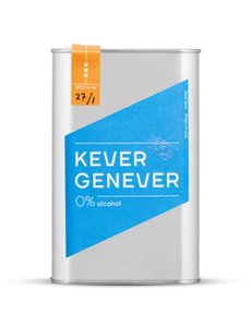 Kever Genever Kever Genever 0% 50cl