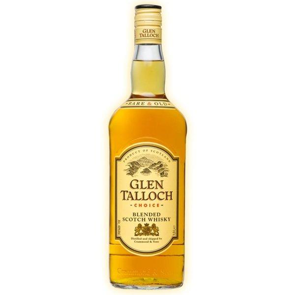 Glen Talloch Glen Talloch Choice Blended Scotch Whisky 70cl