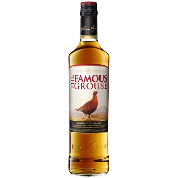 The Famous Grouse The Famous Grouse Blended Scotch Whisky 1L