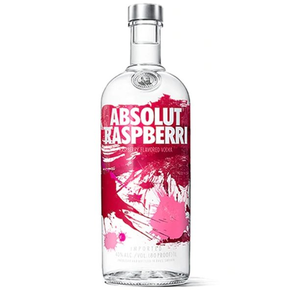 Absolut Absolut Raspberri Vodka 70cl