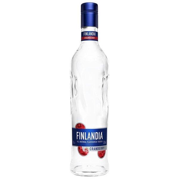 Finlandia Finlandia Cranberry Vodka 1L