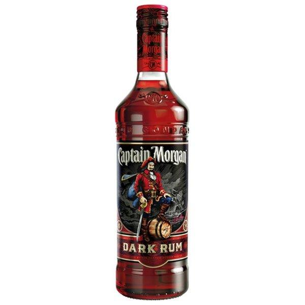 Captail Morgan Captain Morgan Dark Rum 70cl