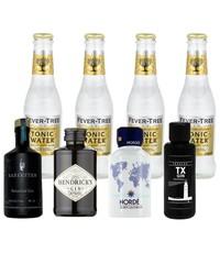 Gin Fling Gin and Tonic Premium Tasting Pack