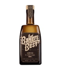 Bakers Best Bakers Best Genever 50cl