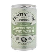 Fentimans Fentimans Elderflower Tonic Water Blikje 150ml