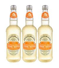 Fentimans Fentimans Valencian Orange Tonic Water 3 x 500ml